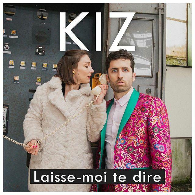 Découvrez le nouveau clip de KIZ !