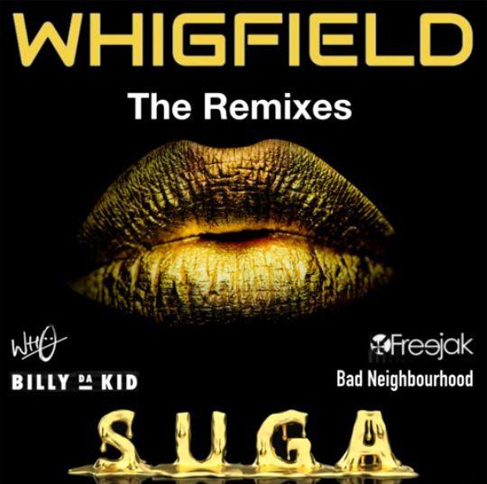 Whigfield est de retour avec « Suga » et elle cartonne !
