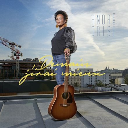 Découvrez le nouveau titre d'Andrée Grise !
