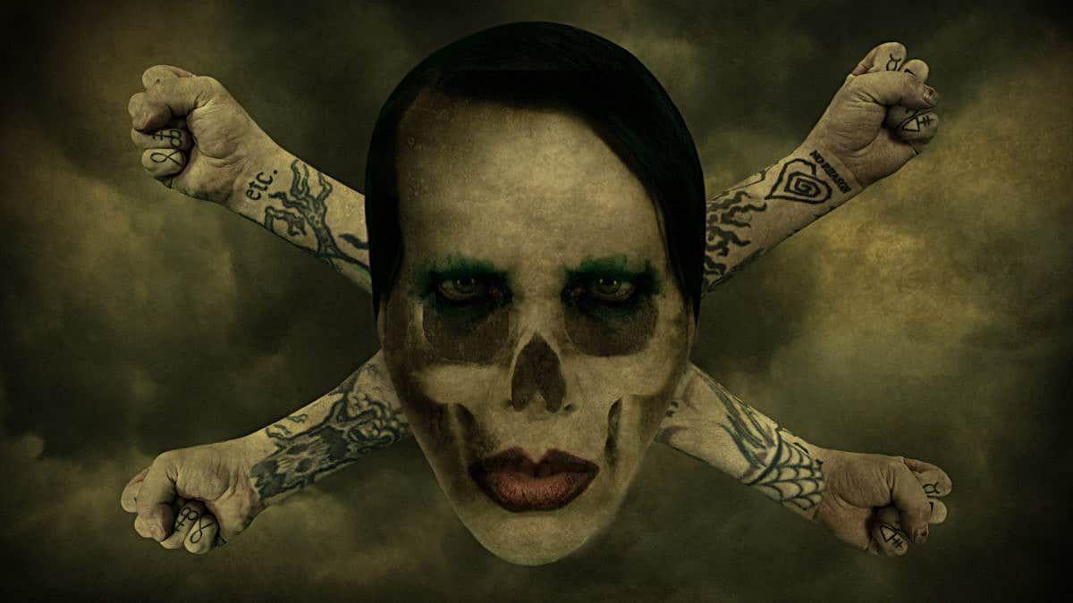 Marilyn Manson est de retour avec « We Are Chaos » !