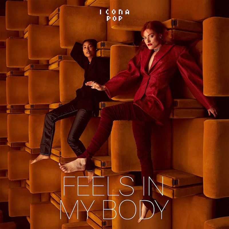 Icona Pop est de retour avec « Feels In My Body » !