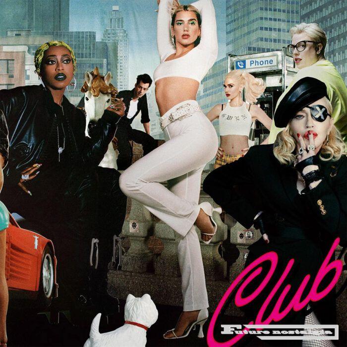 Nous avons écouté le « Club Future Nostalgia » de Dua Lipa !