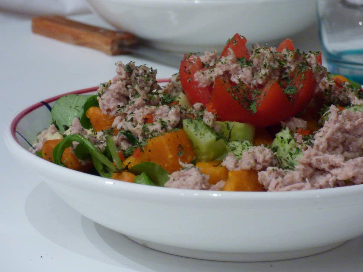 La salade douceur