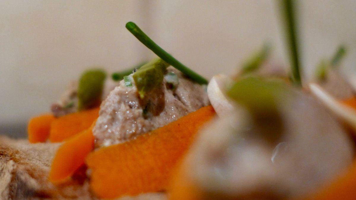 Repas d'un Soir #35 : Tartines Tourangelles!