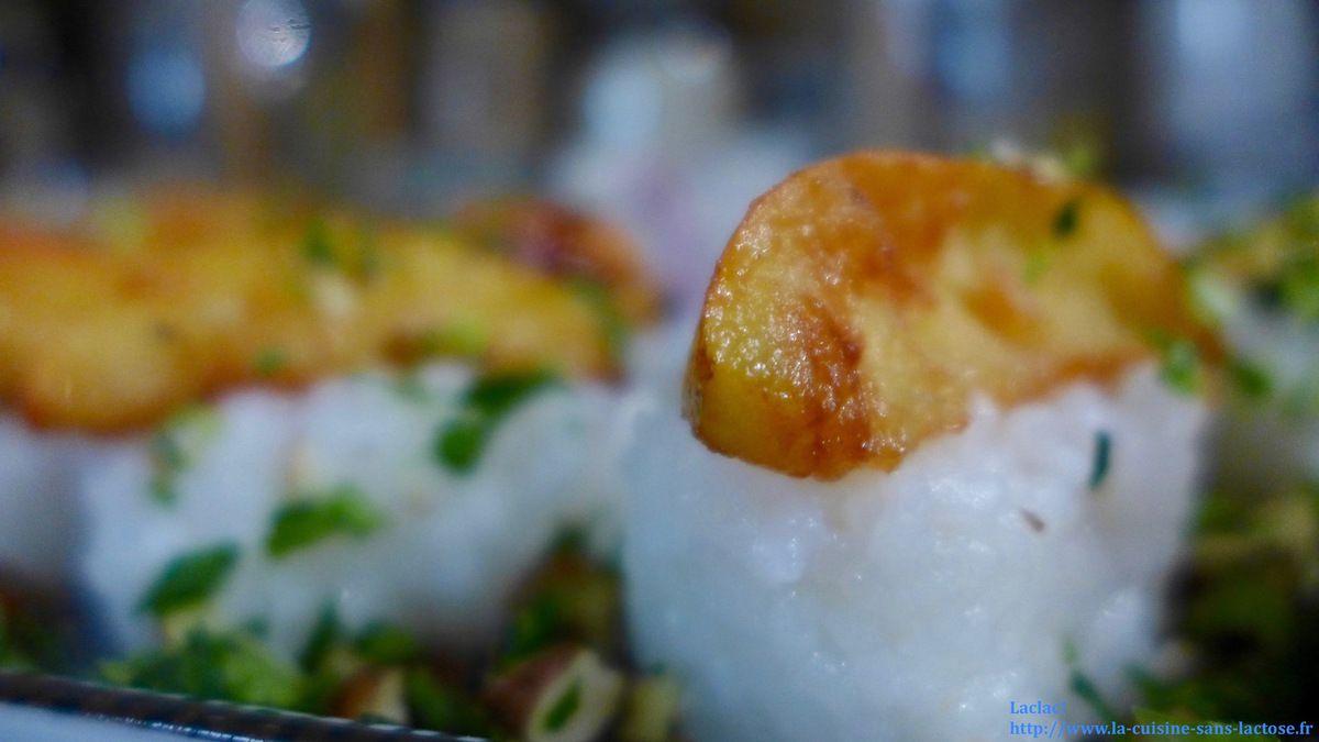 Repas d'un Soir #36 : Pommes rôties façon sushi!