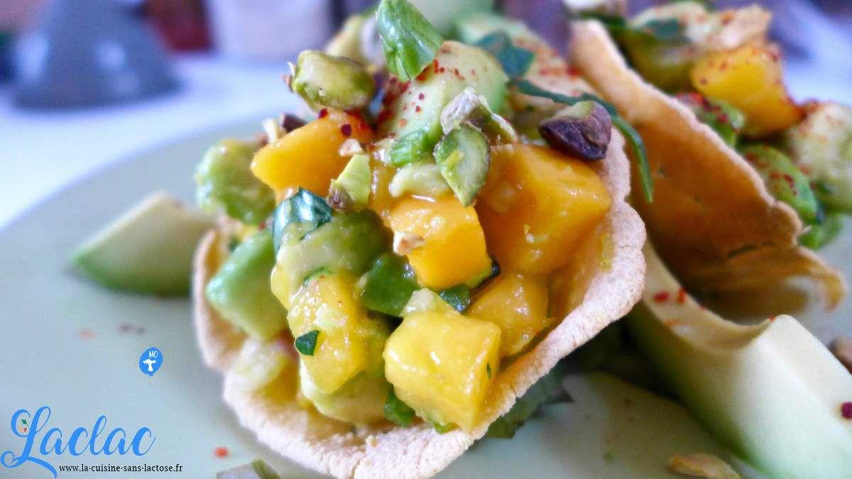 Petits Bols de Maïs, Avocat et Mangue! (JLCTC#5)