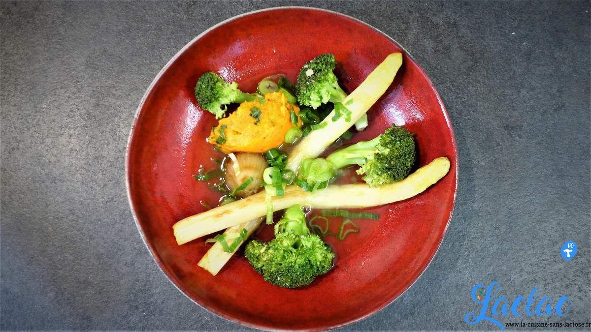 Légumes de Mai, Bouillon à la Citronnelle ! (JLCTC #11)