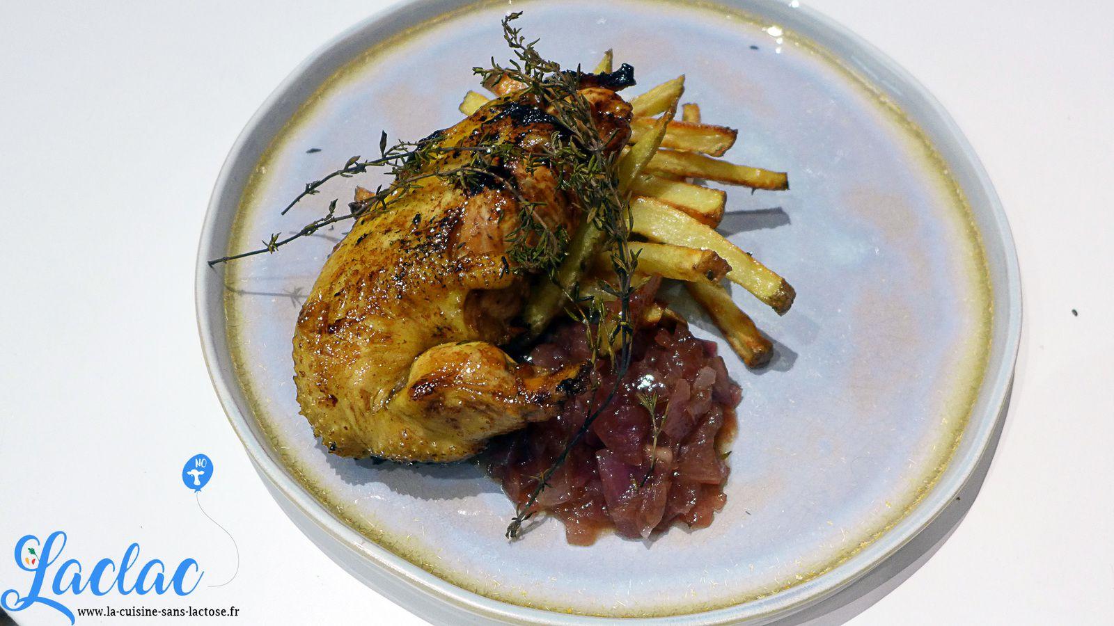 Suprêmes de Poulet au Porto, Frites au Four, Ketchup d'Oignons Rouges ! (JLCTC20 #6)