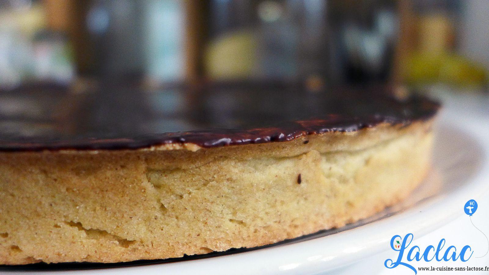 Dessert d'un Soir #4 : Tarte Orange, Chocolat et Praliné !