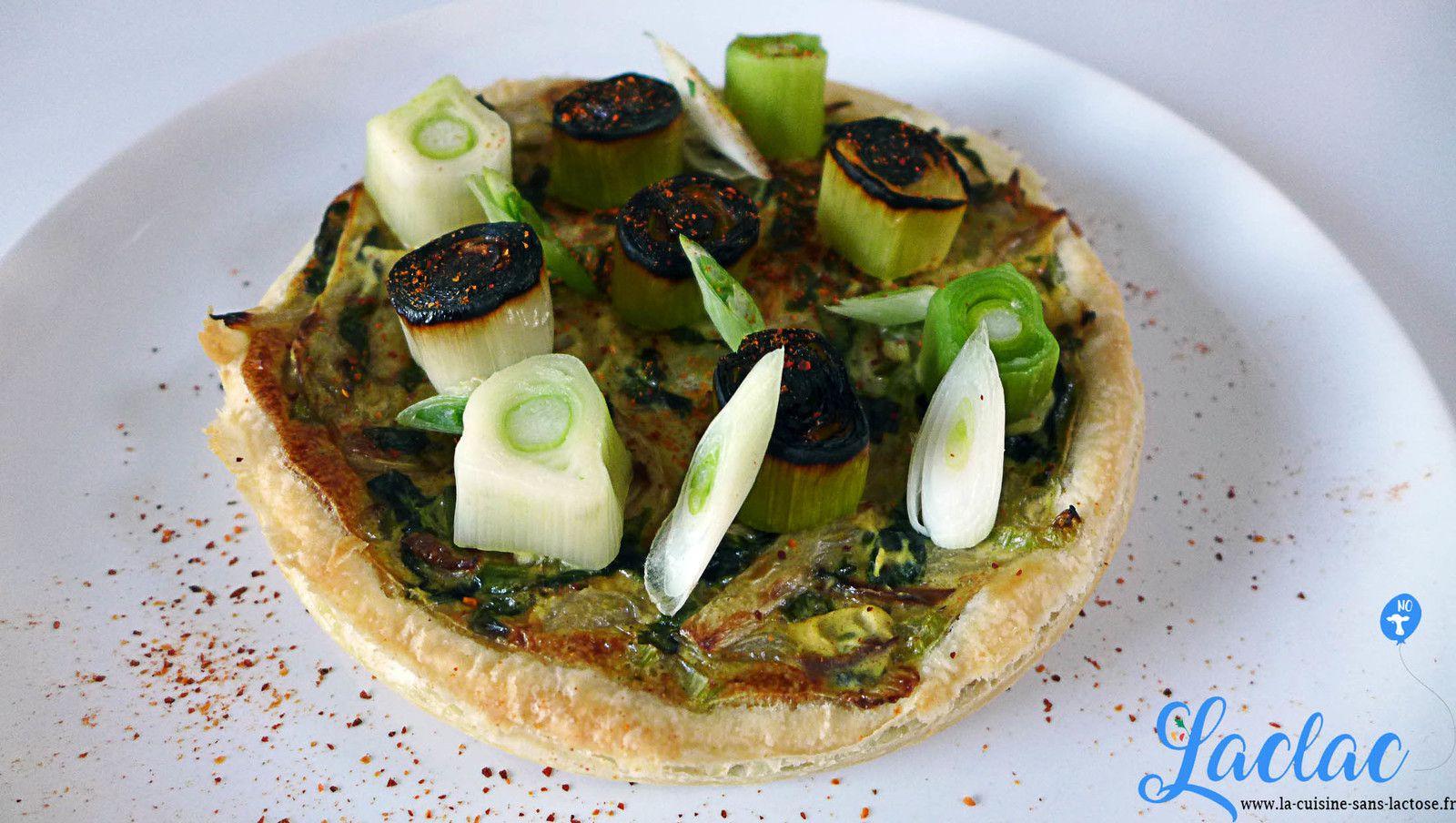 Tarte aux Légumes, Poireaux Brûlés ! (JLCTC20 #29)