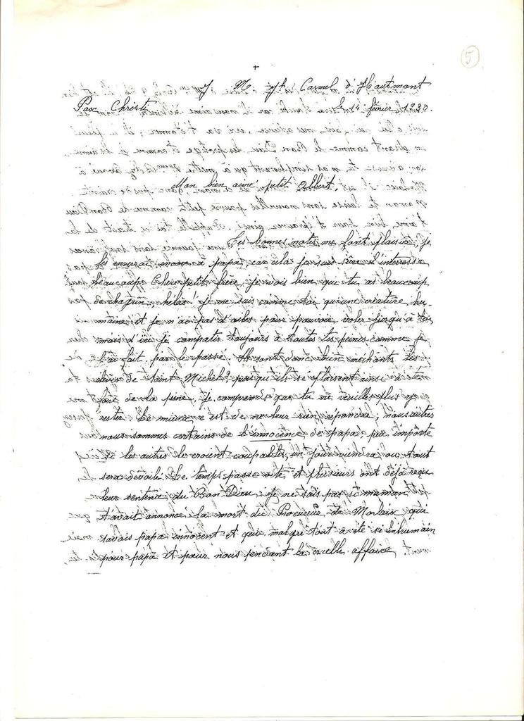 Lettre de Marie à Albert (3)