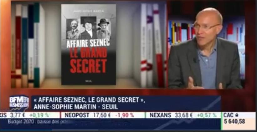 Affaire Seznec : Les livres de la dernière minute sur BFMTV