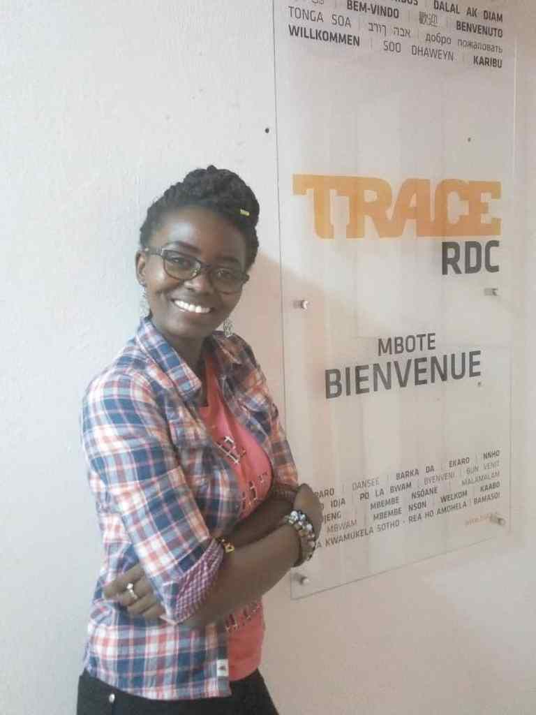 Community Manager chez Trace Congo