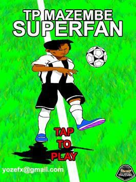 TP Mazembe Super fan - Jeu vidéo congolais (RDC)