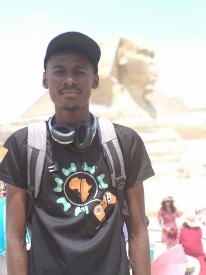 Enock Mayamba, tenant du titre Orange eSport Cup RDC