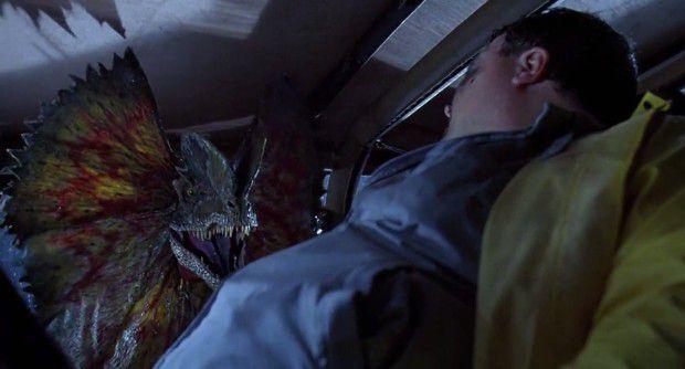 Jurassic Park : Dennis Nedry VS Henry Wu (1000 words)
