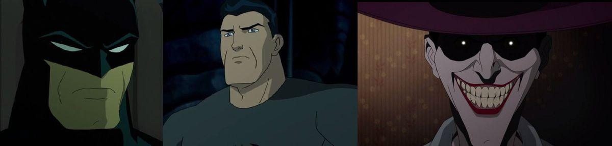 Batman : Le Joker exauce les désirs inavouables de Bruce Wayne (1163 mots)