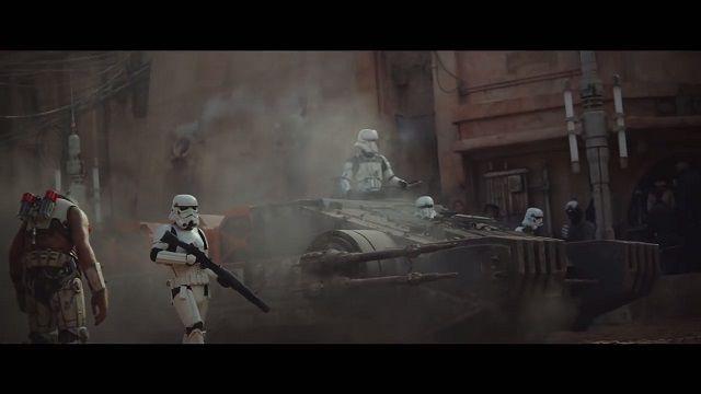 Star Wars Rogue One : Personne ne vole de plan dans ce film. (6000 mots)