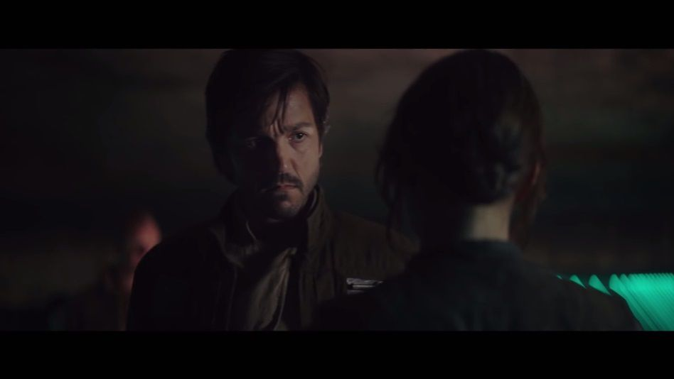 Rogue One : The Empire and the Rebels Want the Same Thing (1200 words)