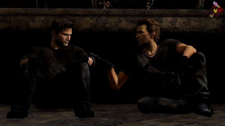 Uncharted 2 : Une belle tragédie bien horrible. Partie 1 (3500 mots)