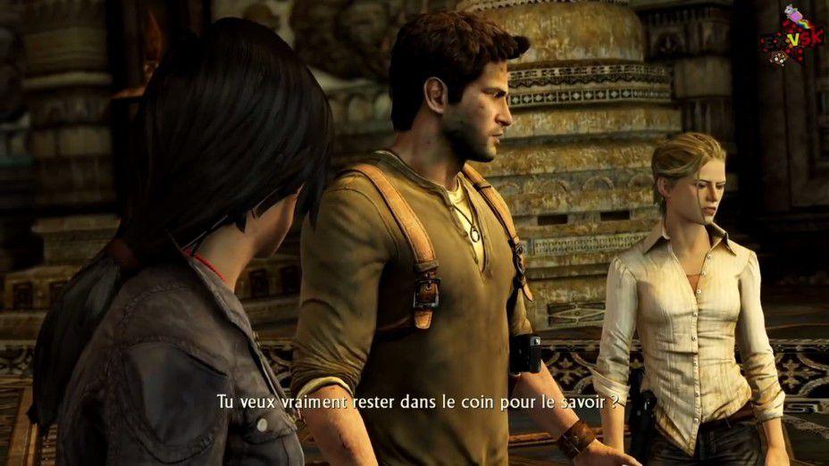 Uncharted 2 : Une belle tragédie bien horrible. P5 (3000 mots)