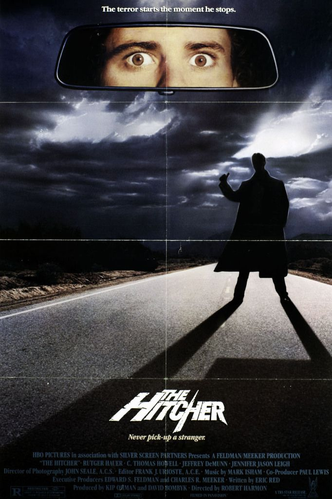 "The guy. The eyes in the mirror. The Storm. ""The Hitcher, the guy who forces you to confront your true self."""
