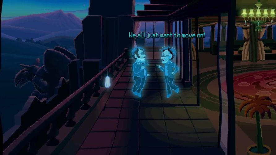 Thimbleweed Park : They're not in a video game... until they are. (4500 words)