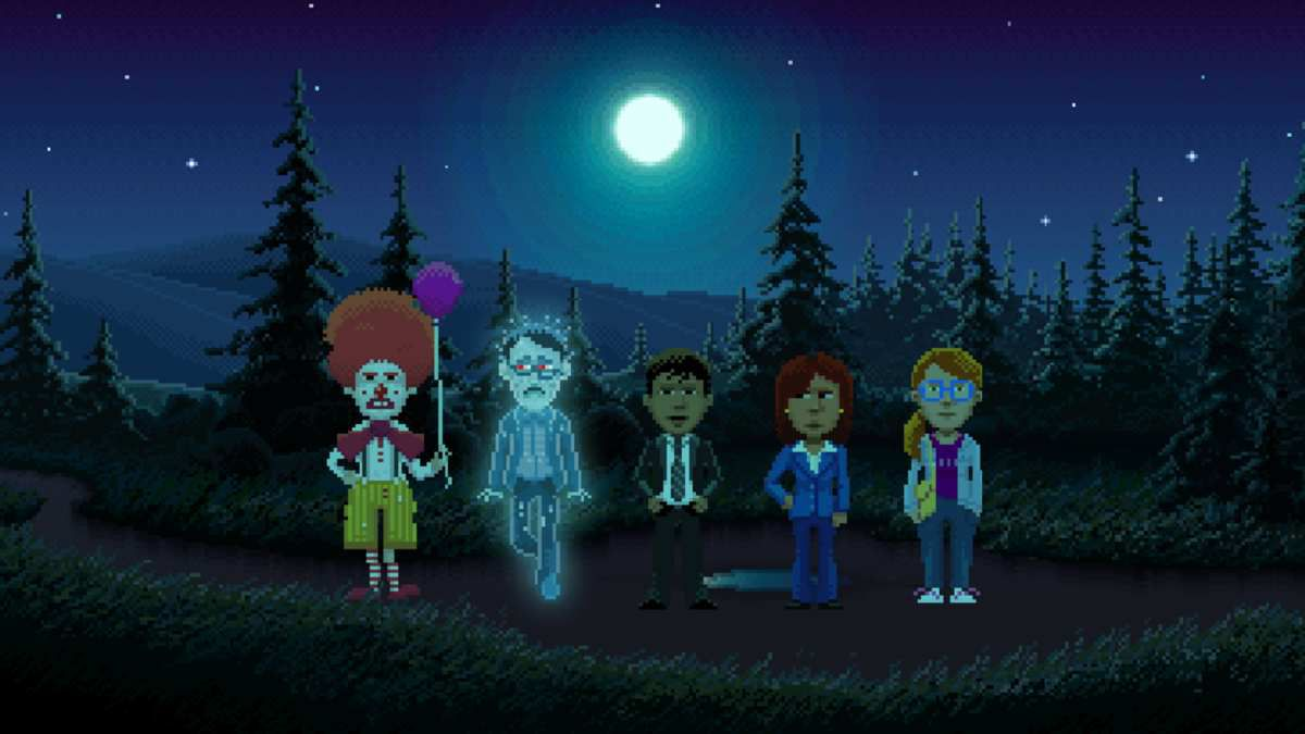 Thimbleweed Park (Edit) : They used not to be in a videogame (455 words)