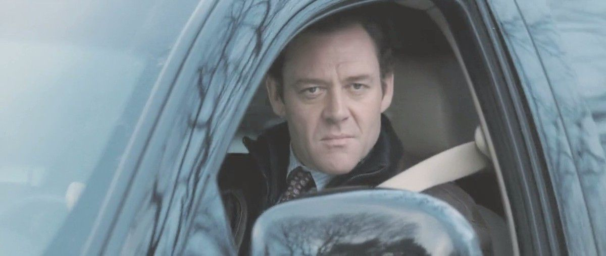 Jack Paterson is just a sad ex-husband who loves his daughter and thinks his wife cheated on him with a child murderer.