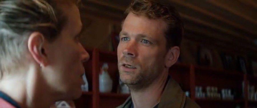 Je suis persuadé que c'est lui qui pénétrait Angela lorsqu'elle est morte, le truc c'est que je le crois aussi quand il dit que c'est pas lui. Je me rends.