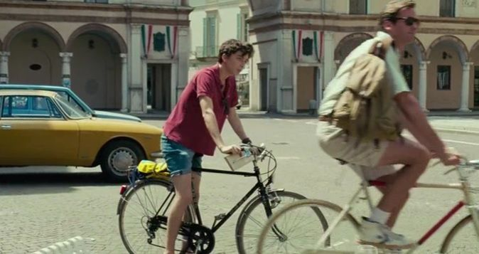 Call Me By Your Name: Oliver is a manipulator (1300 words)