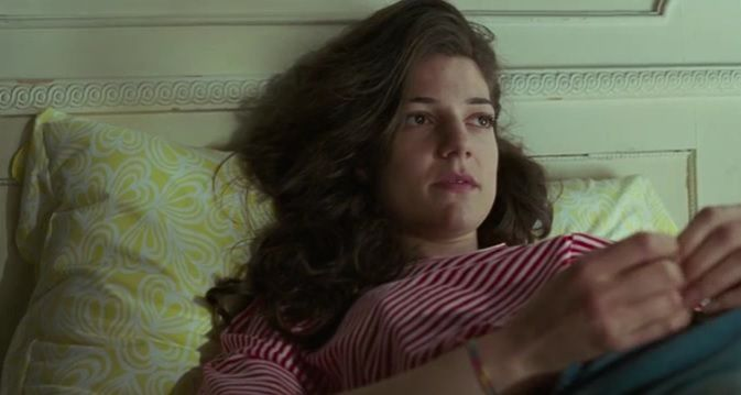 This bed was the bed in which Marzia and Elio should have made love for the first time of their lives... if Elio's parents hadn't been psychopaths. They'll end up in the attic ! The place of forbidden, shameful, monstrous secret things !