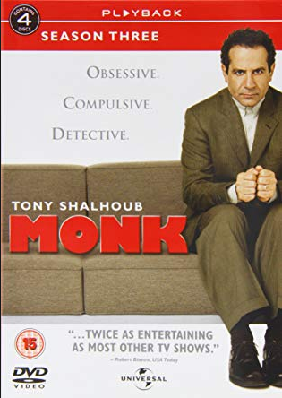 Monk: Mr. Monk is Often Wrong. (1000 words)