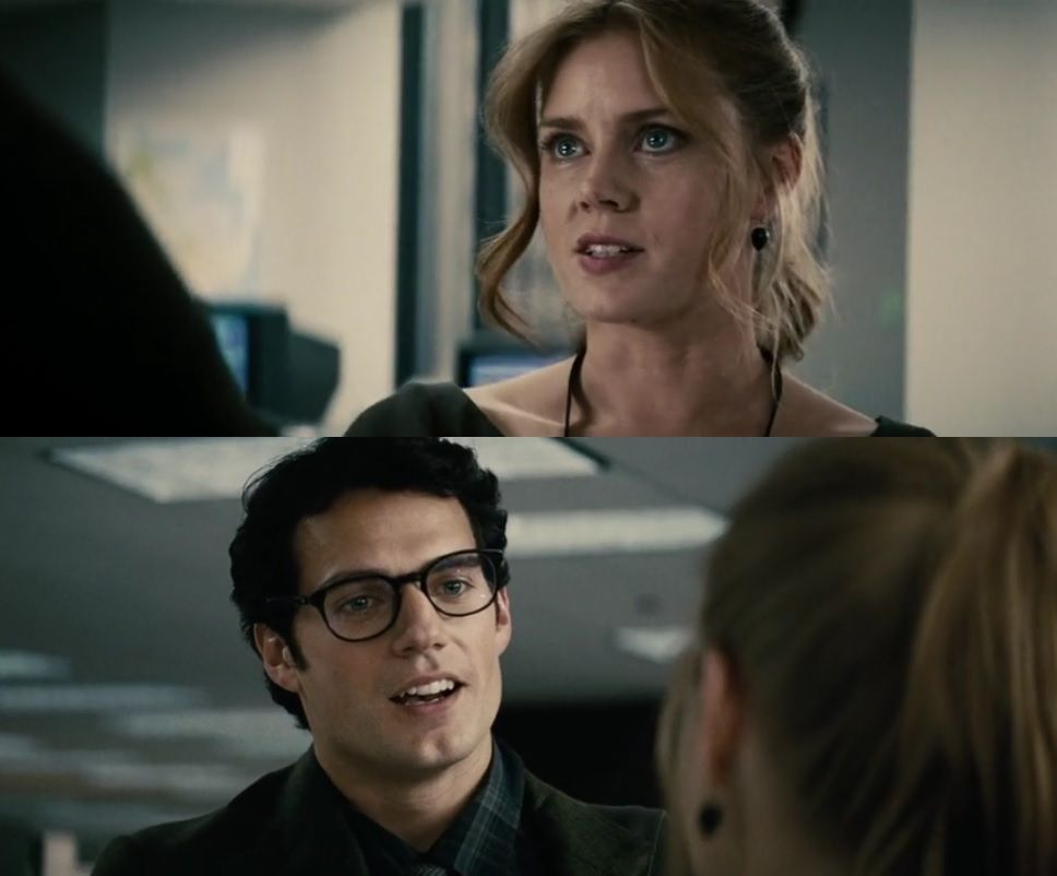 Actually, it's not even a secret in Man of Steel, Lois does recognise Superman as soon as she sees Clark, she just makes him understand that she doesn't want people to know.