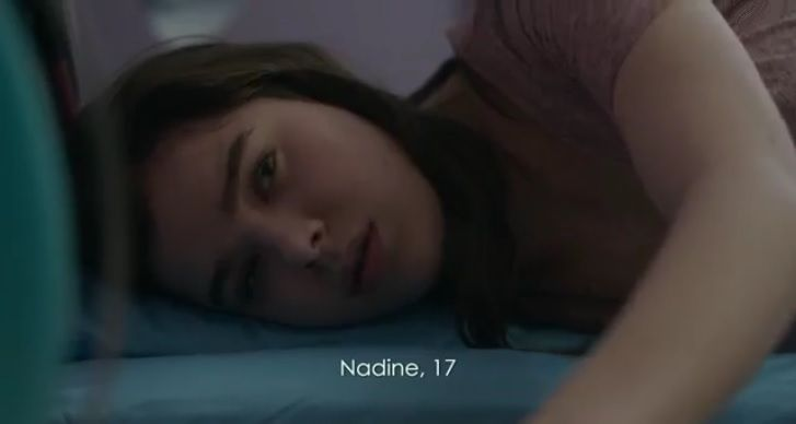 The Edge of Seventeen: Nadine's real issue is not adolescence. (3100 words)