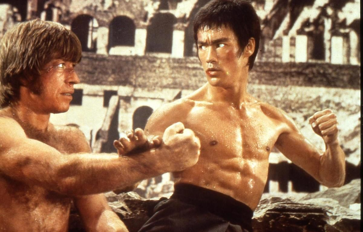 Enter the Fat Dragon: Cleaning up Bruce Lee's Mess (1400 Words)