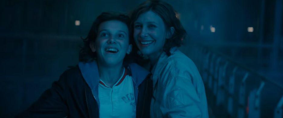 Godzilla 2: Mothra is Emma and Mark's son. (1000 words)