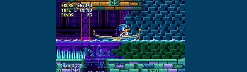Ah, that good old feeling of intense boredom that grabs you by the collar after 15min of Sonic blindly rushing through levels after levels of rushing through levels.