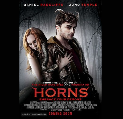 Horns: Merrin was Never Ill. (375 words)