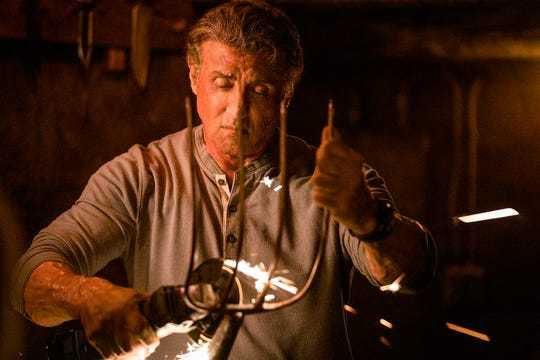 Rambo V: La Psyché du vétéran du Vietnam. (7200 mots)