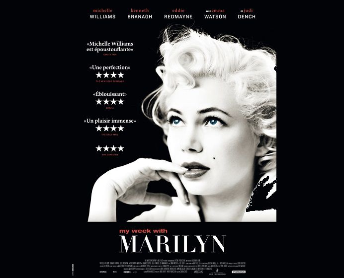 My Week With Marilyn: The Myth of the Irresistible Woman and the Destruction of the Belief in Men's Innocence.