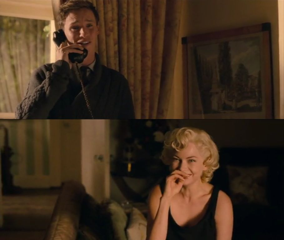 My Week With Marilyn:  The Myth of the Irresistible Woman and the Destruction of the Belief in Men's Innocence. (Part 4)