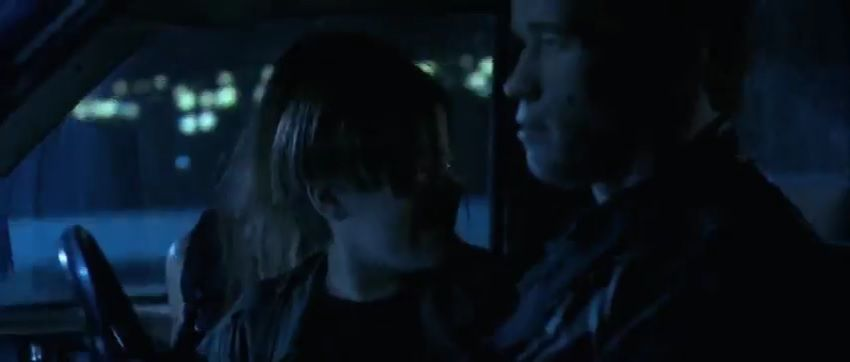 Terminator 2: A Funny Detail (500 words)