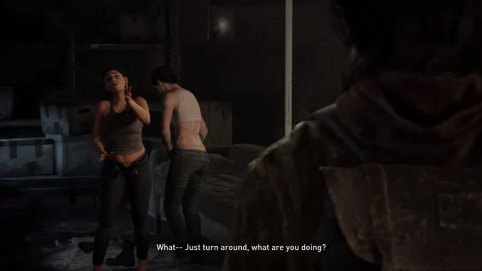 The Last of Us Part II : Dina Knows that Ellie is Immune from the Start. (2400 words)