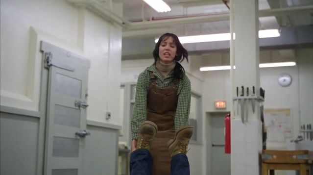 The Shining (Kubrick's): Jack Torrance is not crazy, Wendy is. Part 2.