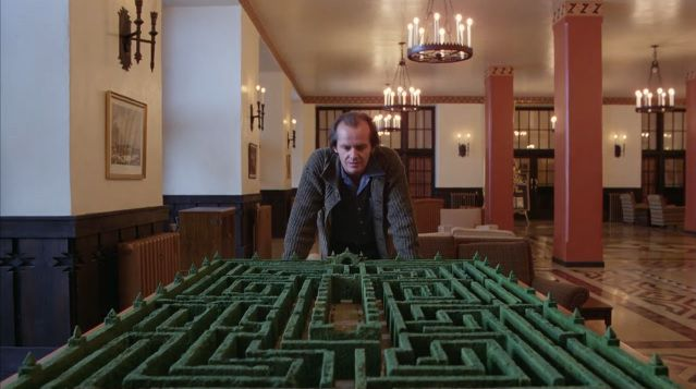 The Shining (Kubrick's): The Overlook as a Metaphorical Place. (5800 words)