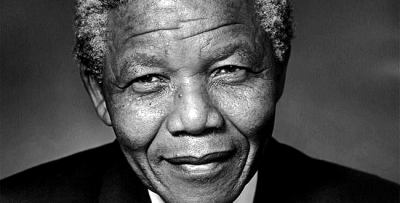 Photo de Nelson Mandela (source: mediatheque plaine centrale 94)