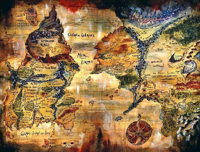 Les mondes d'Ewilan - Pierre Bottero