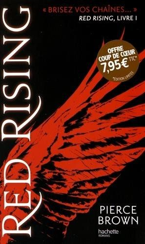 Red rising, tome 1 - Pierce Brown