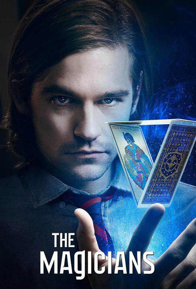 The Magicians. Un énorme coup de coeur pour cette série !
